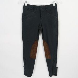 Ralph Lauren Sport Ridding Pants Navy Sz 2
